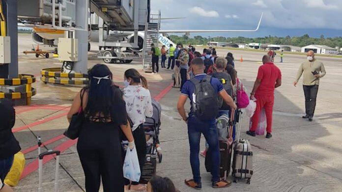 Uit Brazilië teruggekeerde repatrianten gezond uit quarantaine