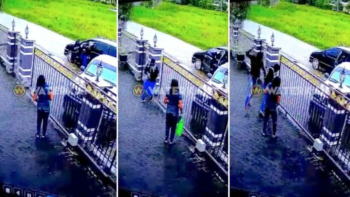VIDEO: Gefilmde rovers binnen enkele uren aangehouden