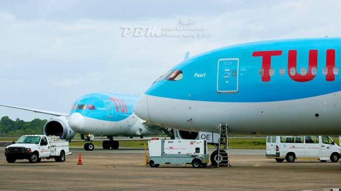 TUI stuurt tweede toestel naar Suriname om gestrande reizigers op te halen