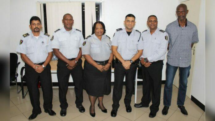 Directieteam Korps Penitentiaire Ambtenaren compleet ingevuld