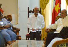 President Bouterse informeert Caraïbische autoriteiten over verkiezingen