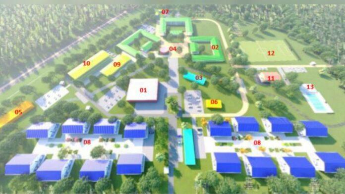 Renovatie internaat Atjoni en bouw schoolcampus Hanover