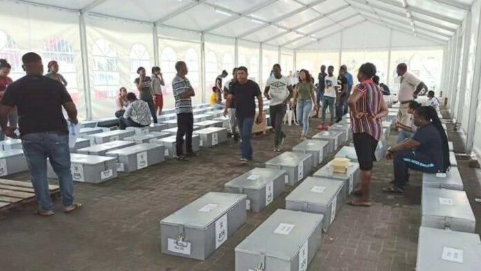 Stemkits gereed gemaakt voor verkiezingen vandaag