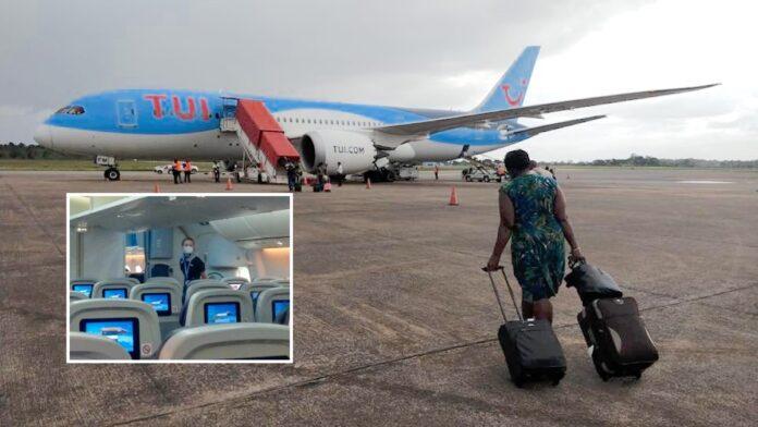 Gestrande Nederlandse staatsburgers uit Suriname gevlogen met vrachtvlucht