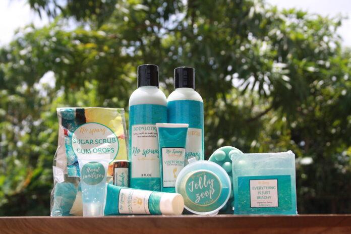 Blommenstein Cosmetica wil Suriname unieke producten aanbieden