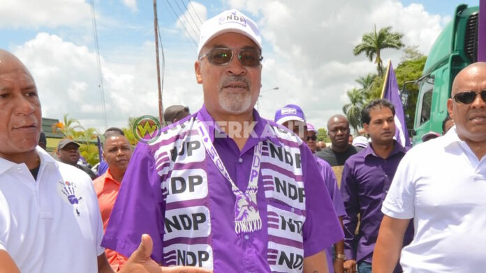 NDP Bouterse Suriname