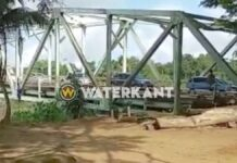 VIDEO: File na sluiting Oost-Westverbinding te Stolkertsijver