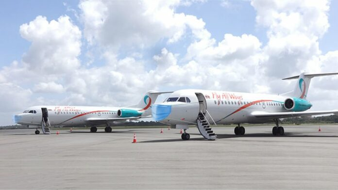 Op Curaçao gestrande passagiers vliegen vandaag terug naar Suriname