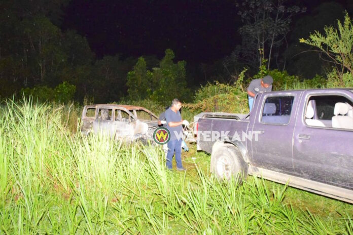 Aangetroffen lijk bij uitgebrande auto is van man die vermist werd