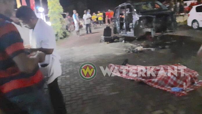 Man doodgeschoten te Commewijne, schutter gevlucht