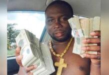 Agent ontwapend na lossen schoten bij gevecht Bordo te Moengo