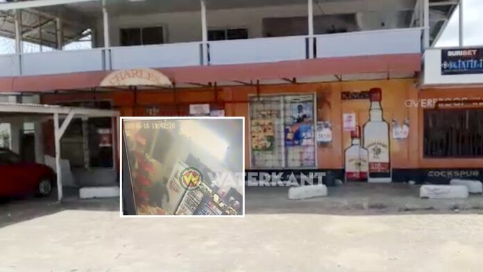 VIDEO: Man (21) steekt Chinese supermarkt exploitant neer na woordenwisseling