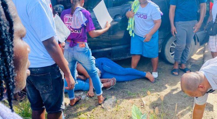 Schietincident bij stembureau OS Tammenga
