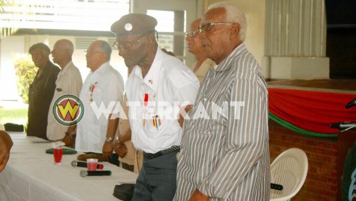 Suriname speelde ook een rol in de bevrijding van Nederland