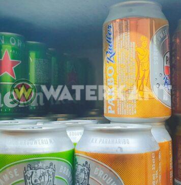 parbo bier suriname producten