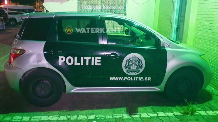 politie-auto-collectie-suriname