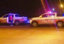 politie-eenheden-op-plaats-delict-suriname