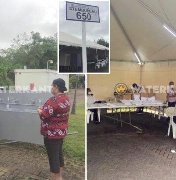 183 kiesgerechtigden in quarantaine konden gewoon stemmen