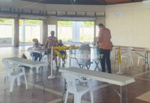 Stembureaus in Suriname langer open: tot 21.00u