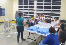VIDEO: Stembussen zijn gesloten: tellen gaat beginnen