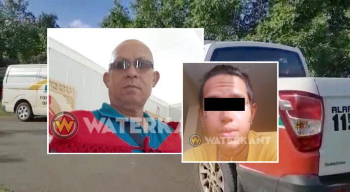 23-jarige stiefzoon bekent stiefvader (58) te hebben gewurgd bij roof