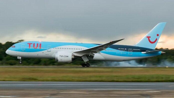 TUI neemt een aantal in Suriname gestrande passagiers zaterdag mee naar Nederland