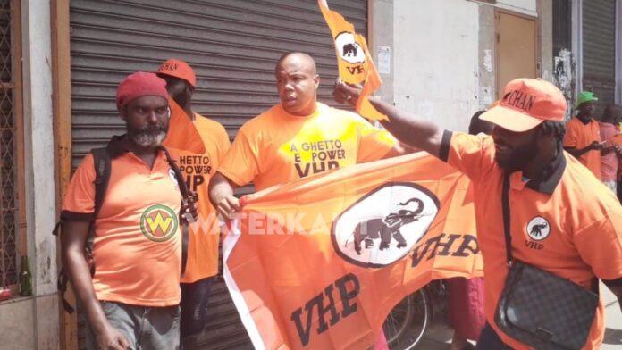 VIDEO: Deze niet-traditionele VHP stemmers steunen de partij