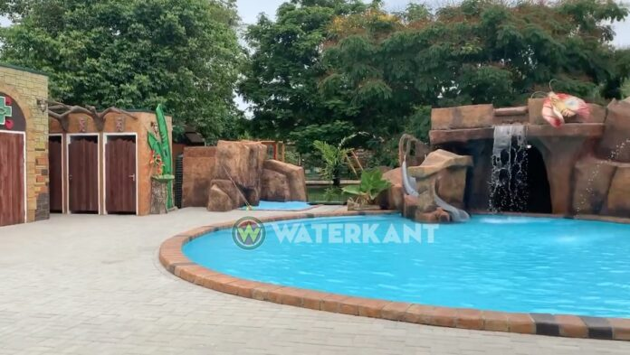 Dankzij Marokko heeft Paramaribo Zoo een waterpark voor kinderen