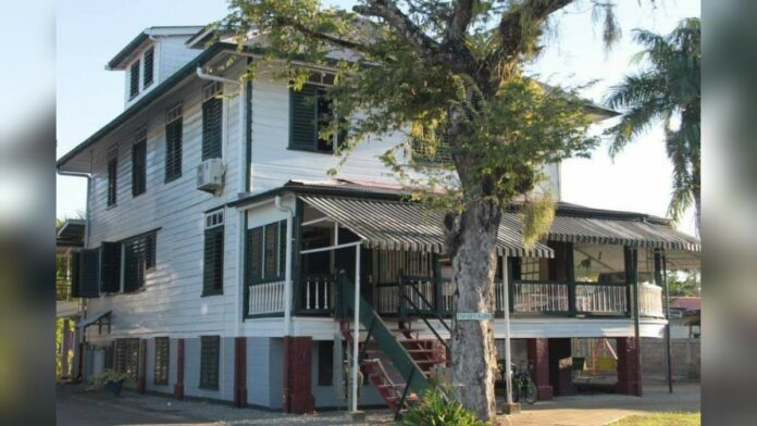 Huize Betheljada Suriname