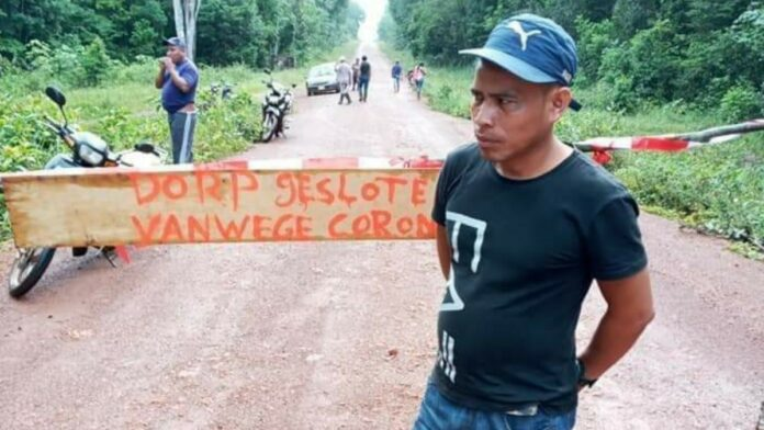 Inheemse dorpen treffen Covid-19 maatregelen