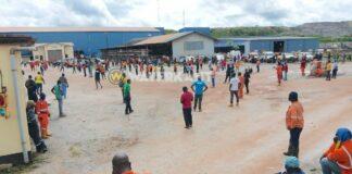 Medewerkers Rosebel Gold Mines in opstand na overlijden collega
