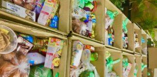 Sudanta Suriname geeft gezinnen ondersteuningspakket
