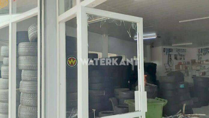 Tiener (15) neergeschoten voor het plegen van vernielingen bij pompstation