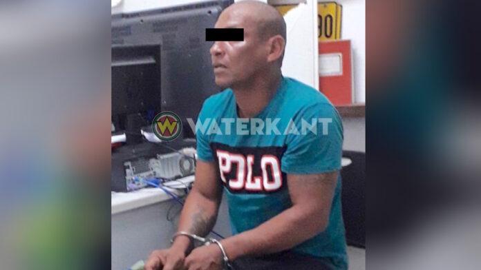Man die VHP leider Santokhi met de dood bedreigde aangehouden