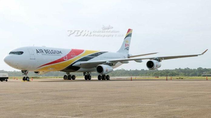 Air Belgium vliegt Surinaamse ingezetenen van Schiphol naar Zanderij