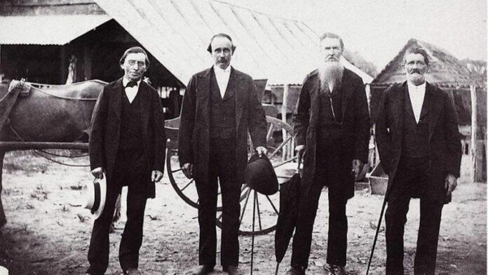 175 jaar herdenking komst Nederlandse boeren naar Suriname