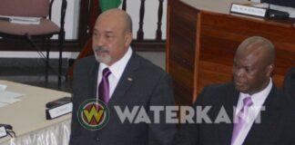 Bouterse: 'Nooit met Brunswijk gesproken over formeren regering'