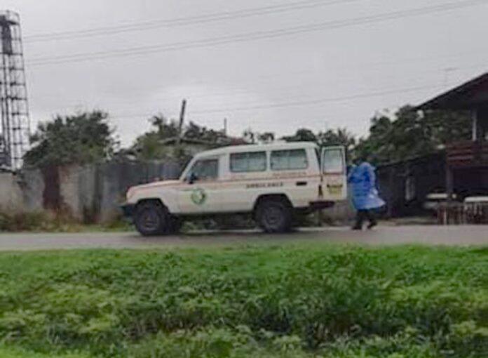 'Twee personen in Nickerie besmet met coronavirus'
