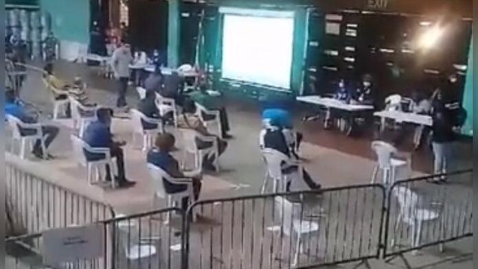 openbare zitting bekendmaking stemresultaten