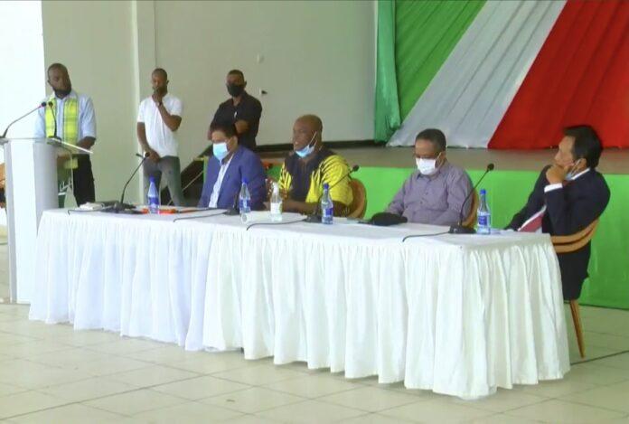 Financiële situatie, COVID-19 en armoede grootste uitdagingen nieuwe regering Suriname