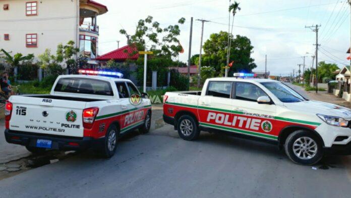 politie-op-plaats-delict-melding-suriname