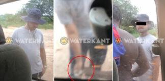 Politieman die 'tjoekoe' nam om mensen door te laten aangehouden