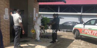 Schoonmaakster politiebureau positief getest op COVID-19