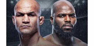 15 augustus UFC gevecht 'Bigi Boi' tegen Braziliaan Junior dos Santos