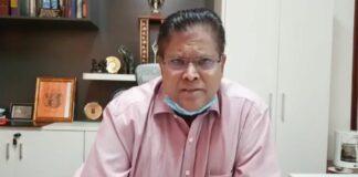 VIDEO: Santokhi accepteert verontschuldigingen van man in dreigvideo