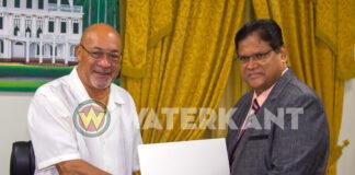BNR: 'Santokhi staat open voor uitlevering Bouterse aan Nederland'
