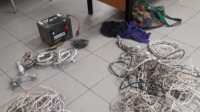 Militair houdt 46-jarige met vermoedelijk gestolen spullen staande