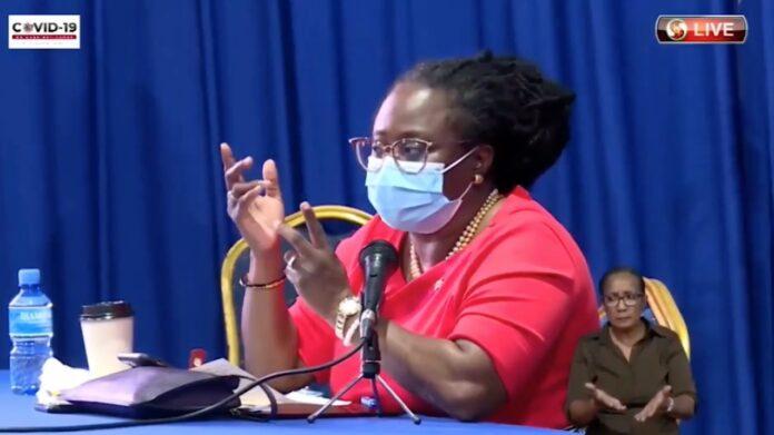 Opnieuw gaat uitspraak DNV directeur Danielle Veira viraal
