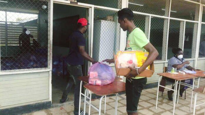 voedsel-ondersteunings-pakket-suriname