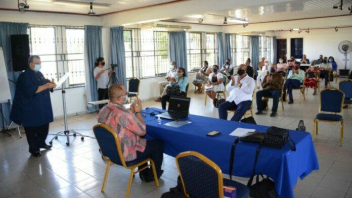Kader MINOWC praat over opening scholen 2020-2021